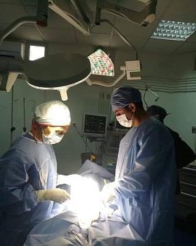 ميدلت : حملة طبية لجراحة الاطفال بالمستشفى الاقليمي