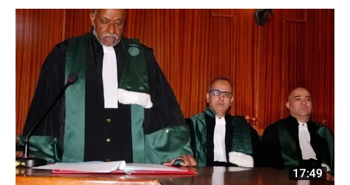 تنصيب الوكيل العام للملك بمحكمة الاستءناف بالرشيدية