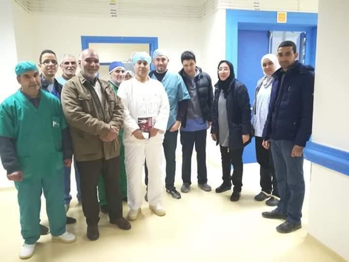 إجراء 90 عملية في جراحة الأنف والاذن والحنجرة بالمستشفى الإقليمي بميدلت.