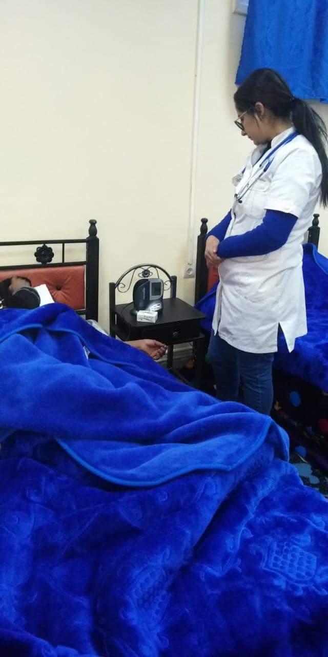 دار الأمومة باملشيل لم تفتح ابوابها اليوم.