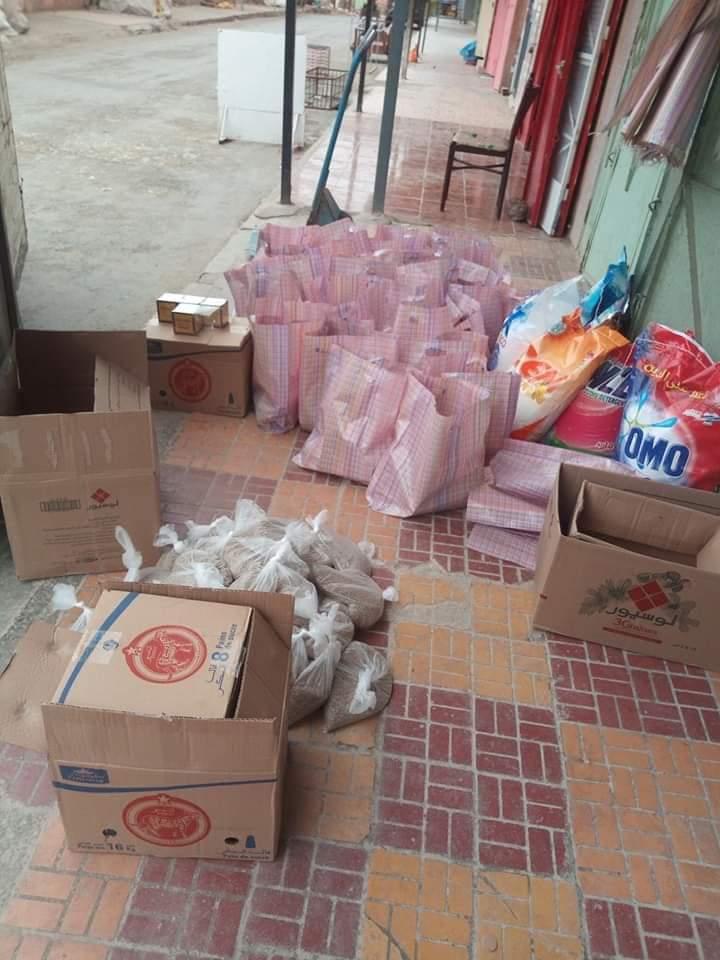 السلطات العمومية بالريش تضبط جمعية محلية تحاول توزيع مواد غذاءية دون تنسيق معها