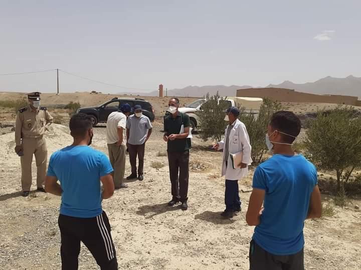 . عاجل -رصد إصابة جديدة بالفيروس ضمن إقليم ميدلت ترفع عداد الإصابات الى 44 .