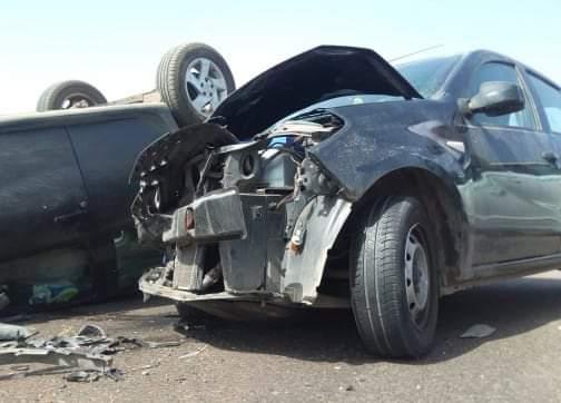 حادثة سير مميتة بالمدار الحصري بميدلت .