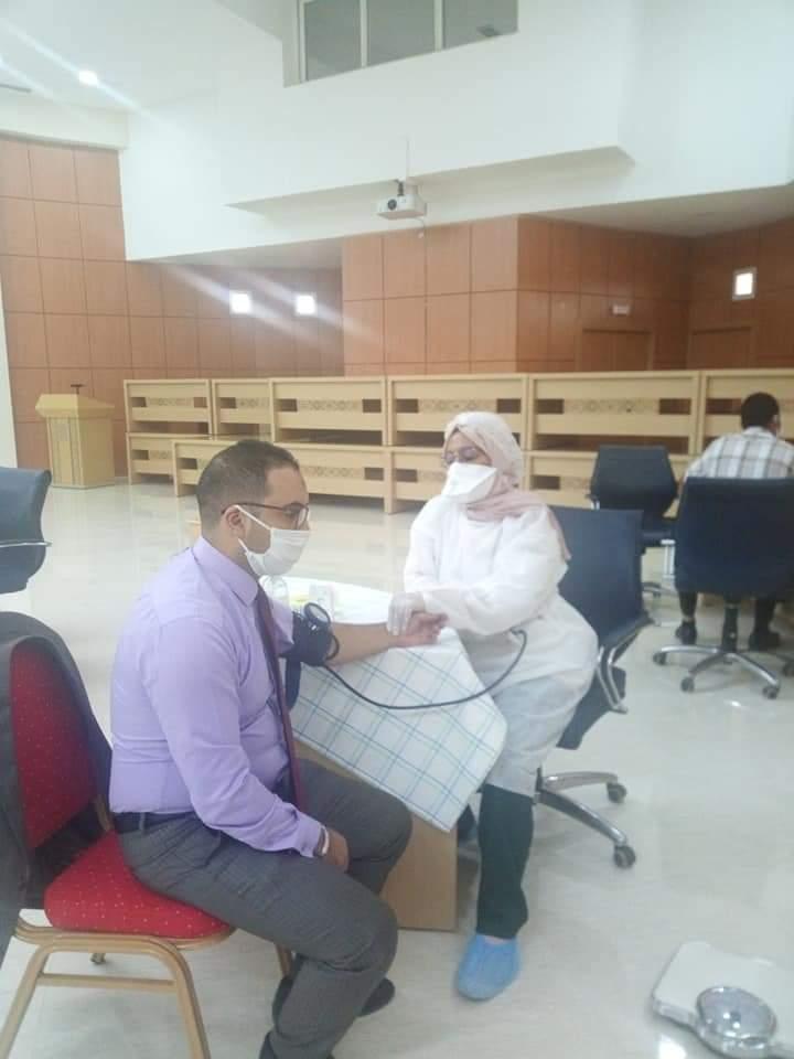 عمالة ميدلت تنظم عملية التبرع بالدم..
