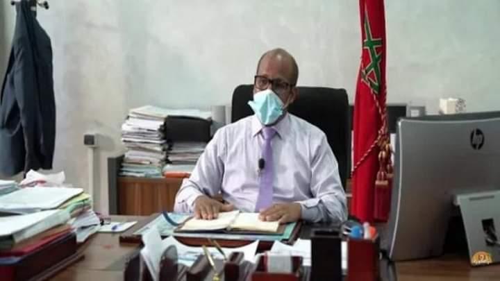 المدير الجهوي للصحة بدرعة تافيلالت يصاب بفيروس كورونا