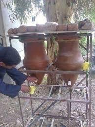 تنبيه: حتى لا تتحول جِرار وخوابي الفخار لشرب المياه في الشوارع الى سبب في نشر كورونا بالمدينة .