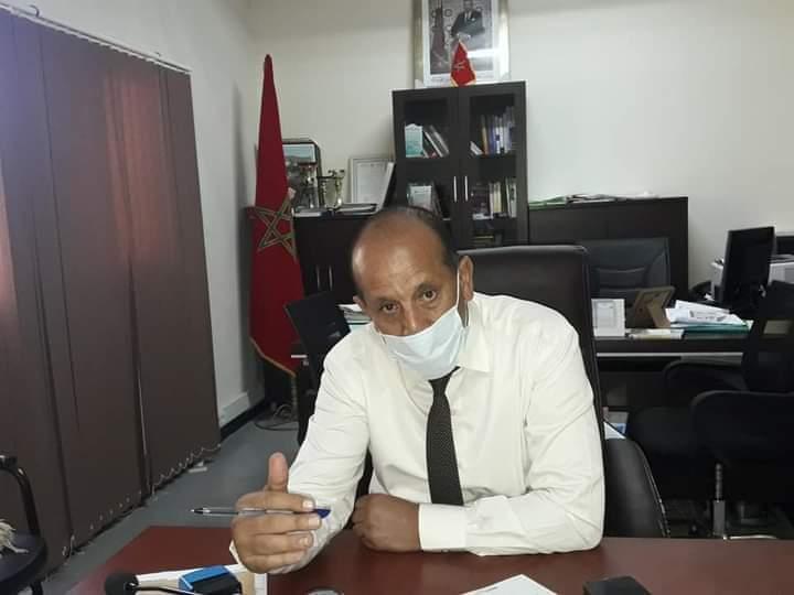 هناك اصابات في صفوف أسرة التعليم بإقليم ميدلت ….عبد الرزاق غزاوي يجيب…