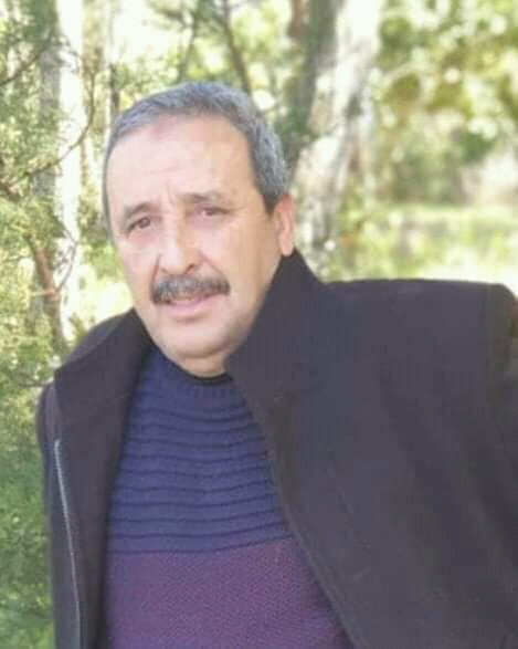 تعزية cdt في وفاة الاستاذ زايد النحاس