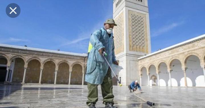 الاوقاف ترفع من عدد المساجد المفتوحة إلى 10 آلاف مسجد، وإقامة صلاة الجمعة فيها، بالإضافة إلى الصلوات الخمس