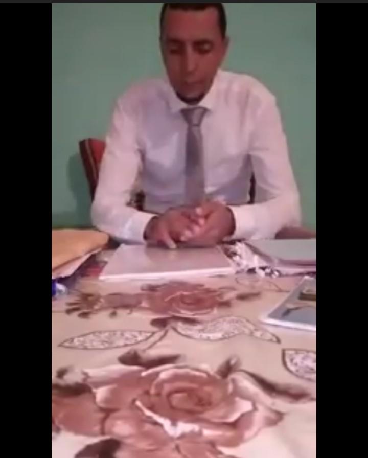 الكاتب المحلي للمصباح يستقيل بعد13سنة من الانتماء +فيديو