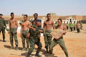 قالها الناطق الرسمي باسم المجموعة الدولية لدعم الصحراويين *البوليساريو* اليوم على حافة الهاوية