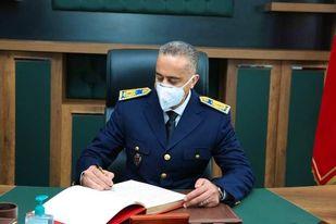 عبد اللطيف الحموشي يدشن مقرات الشرطة القضائيةومختبرالشرطة العلمية والتقنية.