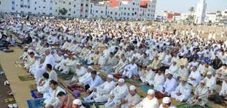 وزارة الأوقاف والشؤون الإسلامية…في شأن صلاة عيد الفطر