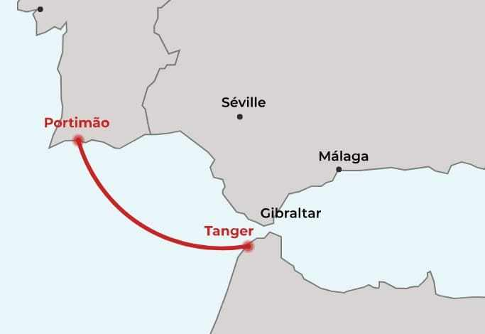 خبر سار لمغاربة العالم …قريبا خط بحري جديد بين البرتغال وطنجة