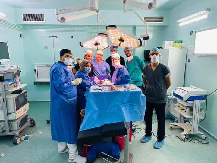 الرشيدية : نجاح باهر للحملة الجراحية لأمراض النساء