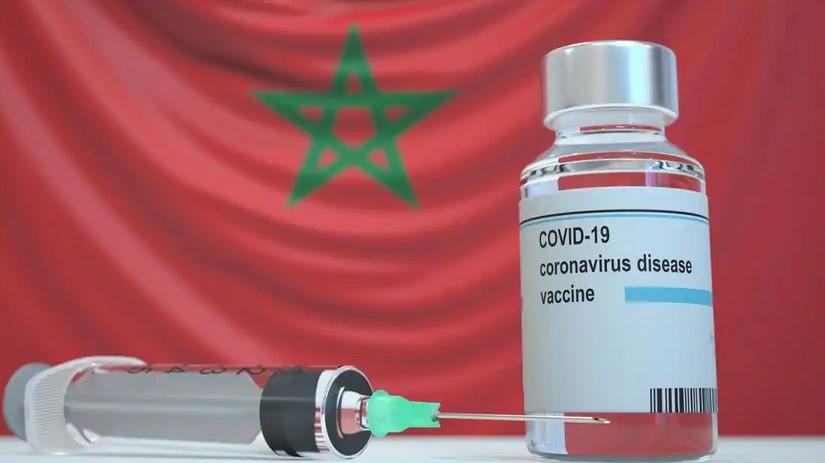 عدد الملقحين بالمغرب بشكل كامل من البالغين سن 18 فما فوق،تجاوز عتبة نصف ساكنته الإجمالية